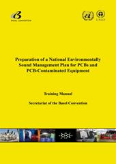 Preparation of a National Environmentally Sound Management Plan for PCBs and PCB-Contaminated Equipment