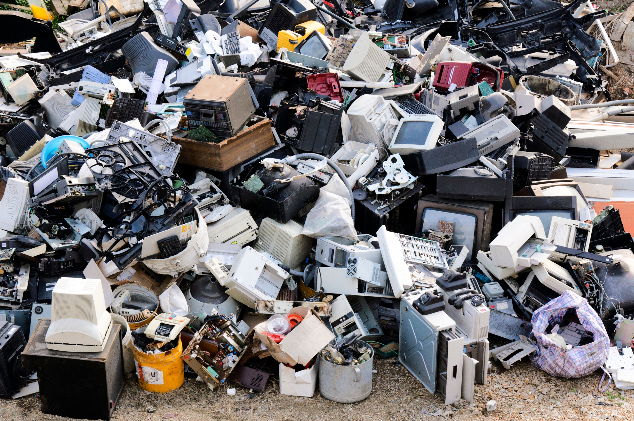 Interested in the recycling of electronic waste? Then join one of two BRS webinars on 21 & 29 October, 2020