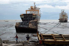 New article sheds light on shipbreaking