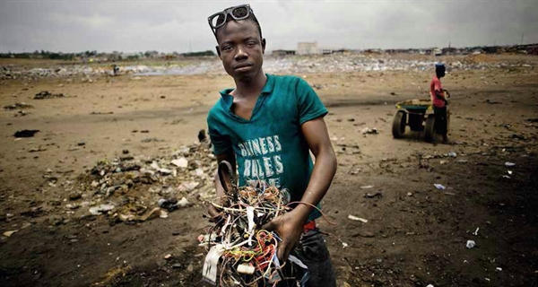 Enroll for this online course to help tackle the global E-waste challenge