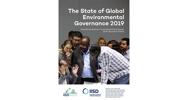 "Basel, Rotterdam & Stockholm conventions described as environmental governance ""Hits of 2019"" by IISD"