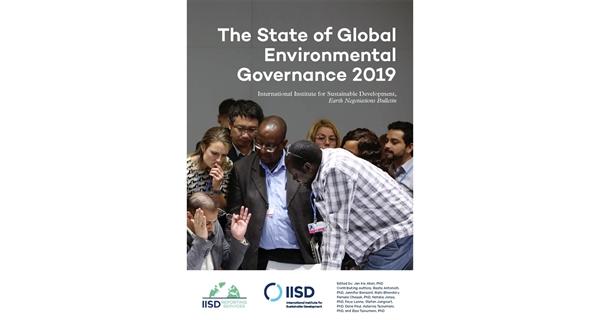 Les conventions de Bâle, Rotterdam et Stockholm considérées comme «Meilleurs de 2019» de la gouvernance environnementale par l'IIDD comme
