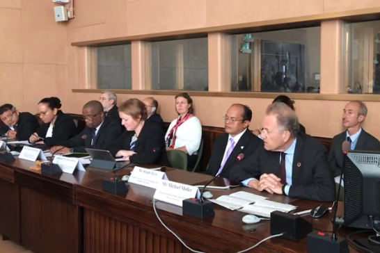 Watch the Basel Convention High-Level Event on Marine Litter