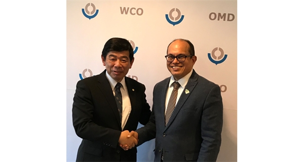 BRS and World Customs Organization seek to deepen cooperation