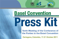 International conference promotes hazardous waste prevention, minimization and recovery