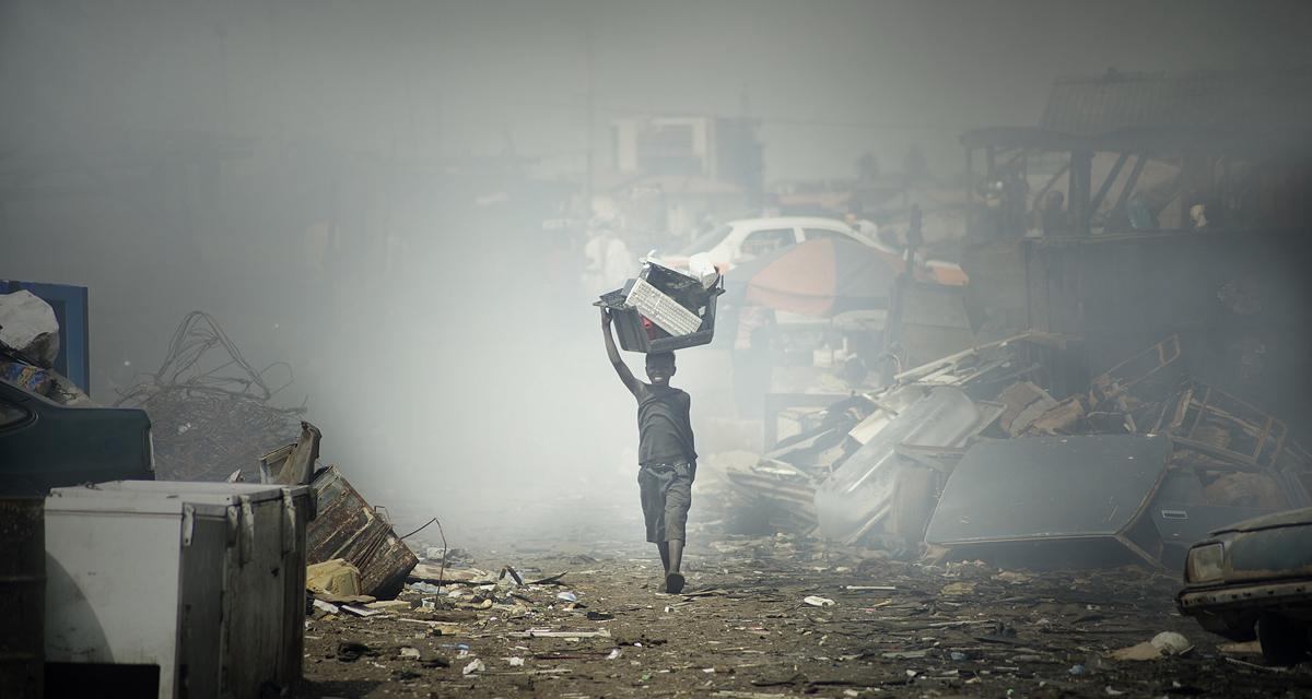 Sign up for the Basel Convention E-waste webinars
