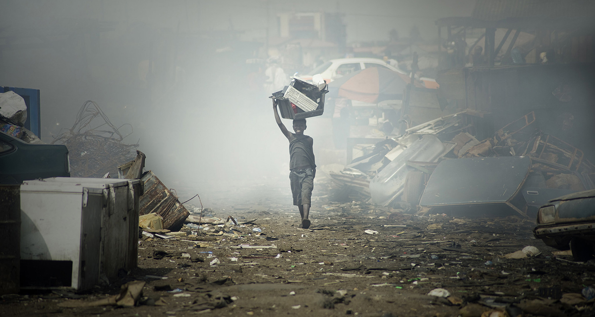 Webinar on financial incentives for environmentally sound management of E-waste in Ghana, 7 to 8 July 2021