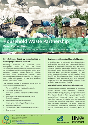 Household Waste Partnership