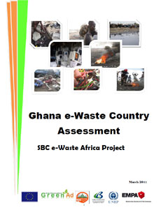 Ghana e-Waste Country Assessment