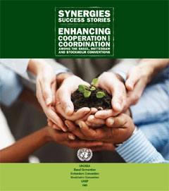 Synergies Success Stories - Enhancing cooperation and coordination among the Basel, Rotterdam and Stockholm conventions