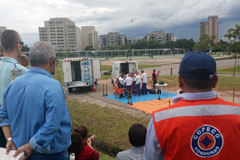 Chemicals emergency response preparedness capacity built during first-of-its-kind workshop in Latin America