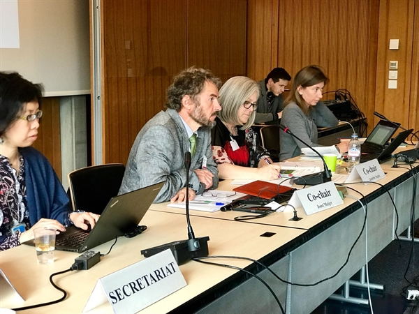 First meeting of Basel Convention expert group meets to provide legal clarity