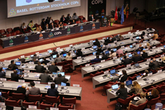 Basel Convention COP 14 - Meeting documents