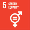 BRS supports sustainable development goal 5 on  gender equality  and women's empowerment