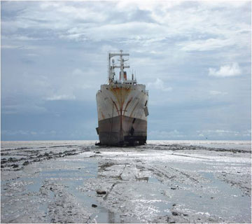 Abandonment of ships